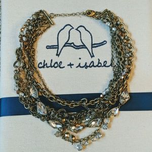 Chloe + Isabel torsade convertible necklace